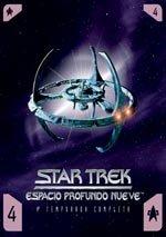 Star Trek: Espacio Profundo nueve (4ª temporada) (1995)