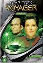 Star Trek Voyager (2ª temporada) (1995)