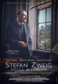 Stefan Zweig: Adiós a Europa (2016)