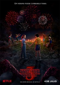 Stranger Things (3ª temporada) (2019)