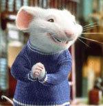 Un ratón muy humano