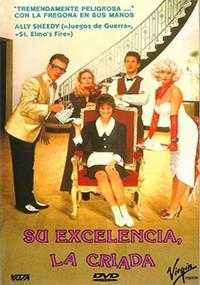 Su excelencia, la criada (1987)