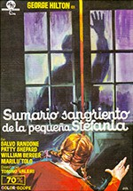 Sumario sangriento de la pequeña Estefania (1972)