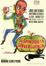 Suspendido en sinvergüenza (1965)