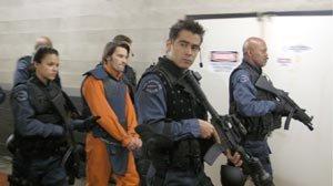 Seis policías rebeldes