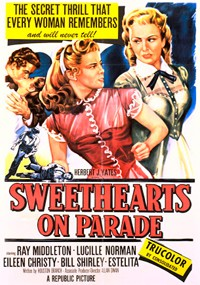 Sweethearts on Parade (1953)