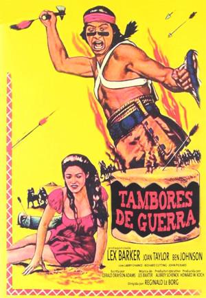 Tambores de combate (1957)