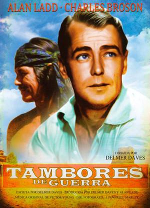 Tambores de guerra (1954)