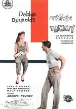 Tammy, la muchacha salvaje (1957)