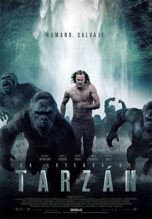 La leyenda de Tarzán (2016)