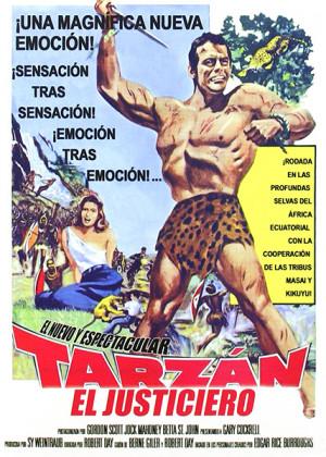 Tarzán el justiciero (1960)