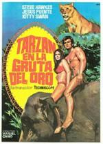 Tarzán en la gruta del oro (1969)