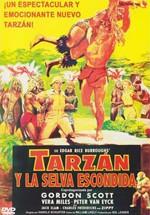 Tarzán en la selva escondida (1955)