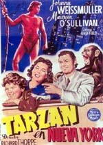 Tarzán en Nueva York (1942)