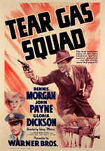 Tear Gas Squad (1940)