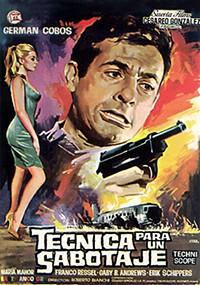 Técnica para un sabotaje. Agente Z 55: Secreto Atómico (1967)