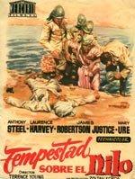 Tempestad sobre el Nilo (1955)