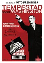 Tempestad sobre Washington (1962)