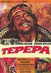 Tepepa... Viva la revolución