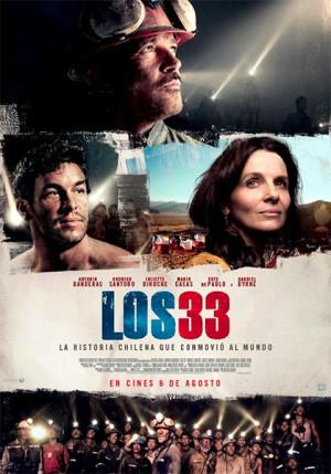 Los 33. Una historia de esperanza (2015)