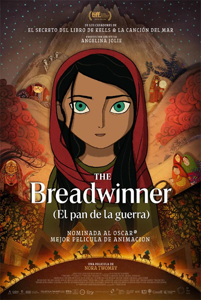 El pan de la guerra (The Breadwinner) (2017)
