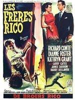 Los hermanos Rico (1957)