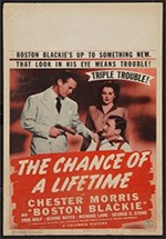 The chance of a lifetime (1943)