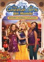 The Cheeta Girls: Un mundo