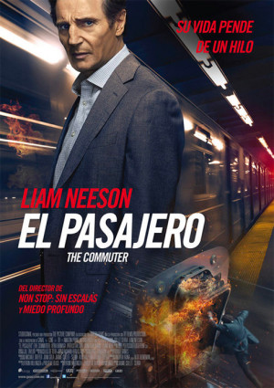 El pasajero (2018)