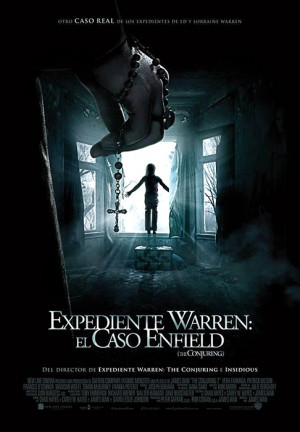 Expediente Warren: El caso Enfield (2015)