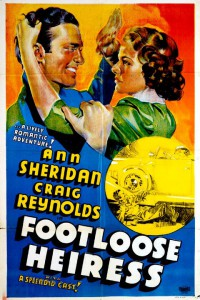 The Footloose Heiress