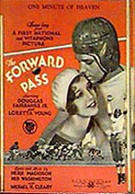 The Forward Pass (1929)