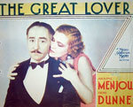 The Great Lover (1931)