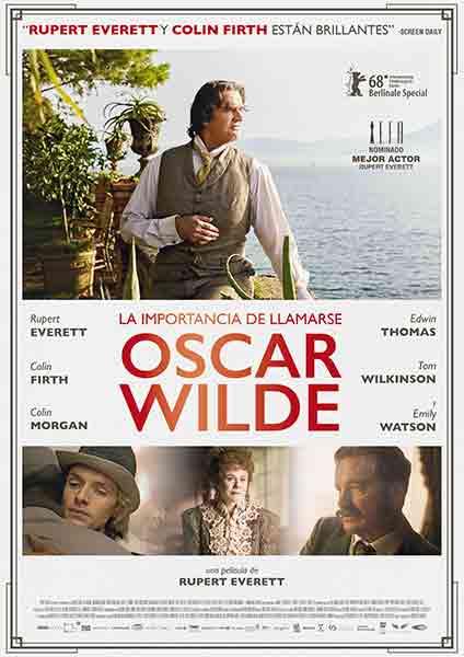 La importancia de llamarse Oscar Wilde (2018)