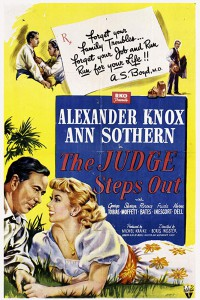 The Judge Steps Out (1948)