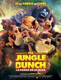 The Jungle Bunch: La panda de la selva (2017)