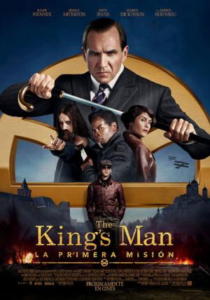 The King's Man: La primera misión (2020)