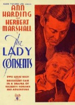 The Lady Consents (1936)