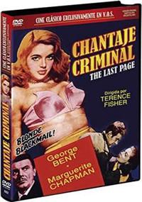 Chantaje criminal (1952)
