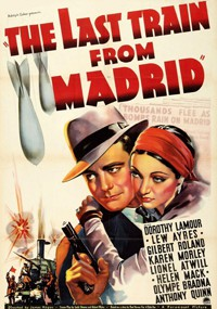 The Last Train from Madrid (1937)