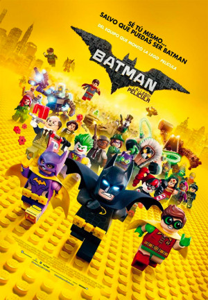 Batman la Lego película (2017)