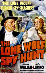 The Lone Wolf Spy Hunt