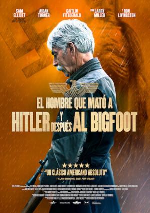 El hombre que mató a Hitler y después al Bigfoot (2018)