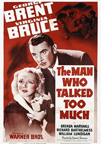 The Man Who Talked Too Much (1940)
