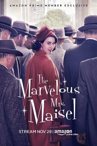 La maravillosa Sra. Maisel (2017)