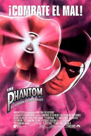 The Phantom. El hombre enmascarado