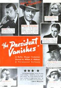 The President Vanishes (1934)