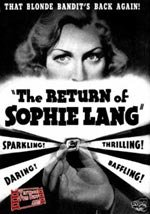 The Return of Sophie Lang (1936)
