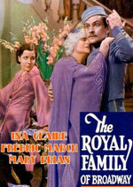 The Royal Family of Broadway (1930)