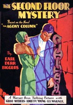 The Second Floor Mystery (1930)